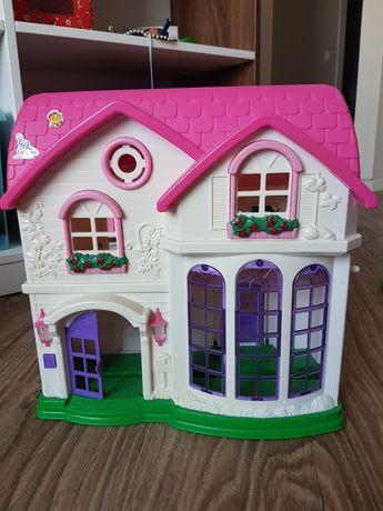 Кукольный домик игрушечный