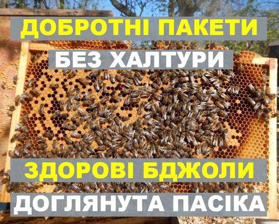 Бджолопакети 2021