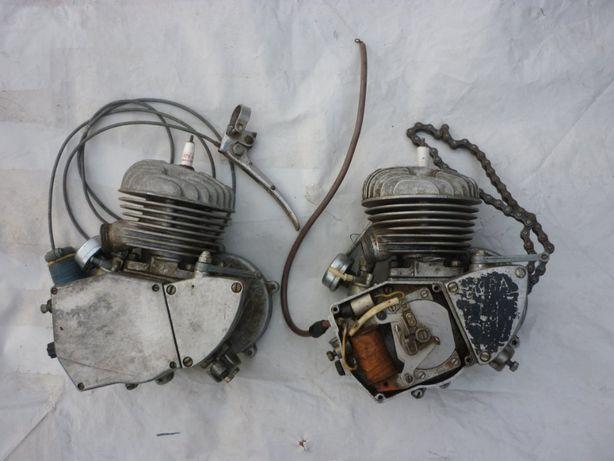 Двигатель мотор двигун дырчик мопед рига. д6 мотовелосипед