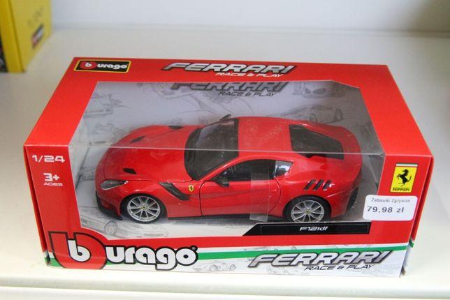 Bburago 1:24 Ferrari F12