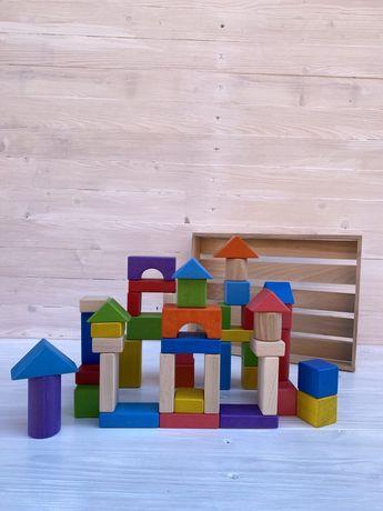 Конструктор деревяний