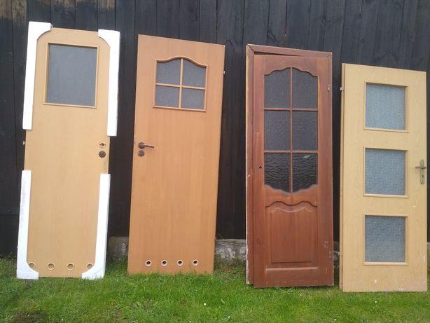 Sprzedam używane drzwi