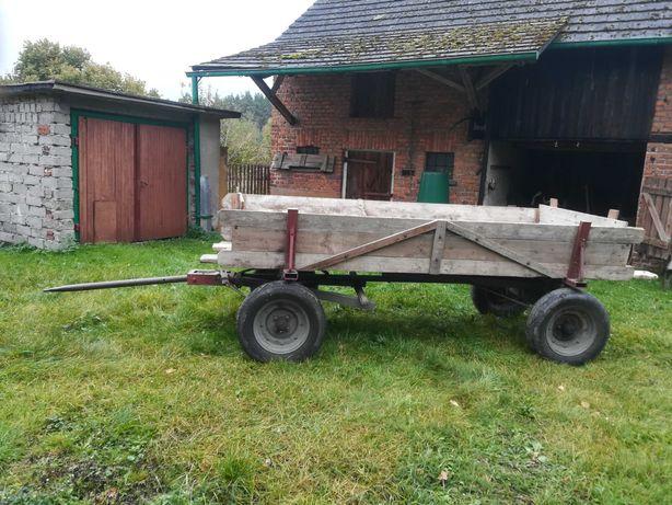 przyczepa do traktora