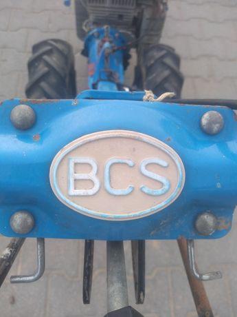 Ciągnik jednoosiowy traktorek bcs