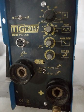 Spawarka TIG IMS 160HF GYS, GYSMI tig HF