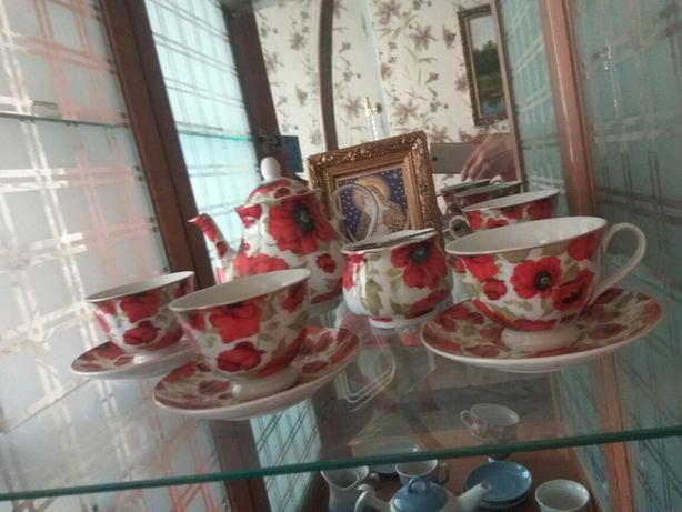 Чайный сервиз Bona Di Creative Ceramics Форфор