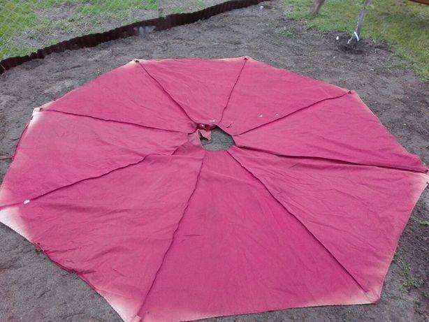 Parasol ogrodowy duzy na korbke