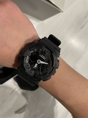Часы Casio G-SHOCK GMA-S120MF-1AER - Женские