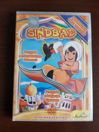 Sprzedam bajkę na DVD Sindbad