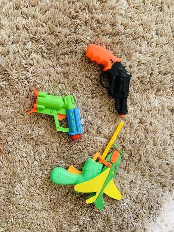 Набір інрашкові пістолети