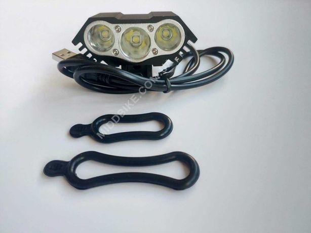 Фара Solar 10W для велосипеда