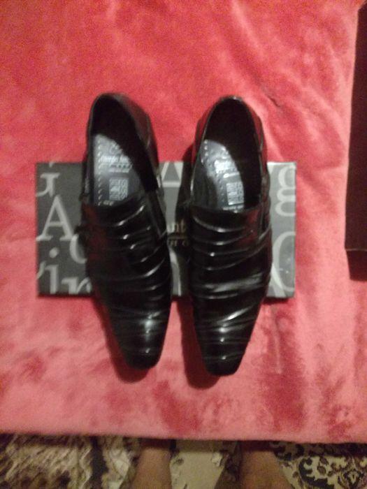 Туфли мужские лакированные Giorgio Antonio Киев - изображение 1
