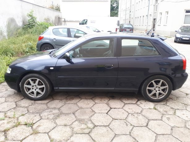 Audi A3 8l 2000rok