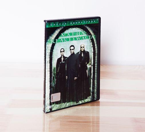 Film Matrix Reaktywacja 2x DVD film
