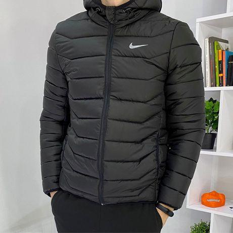 Знижка!!! Куртка чоловіча тепла Nike TNF Adidas
