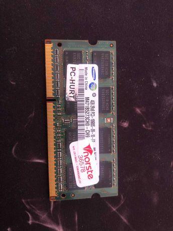 Pamięć RAM SAMSUNG 4GB DDR3 1333MHz 2Rx8 PC3-10600S-09-10-F2