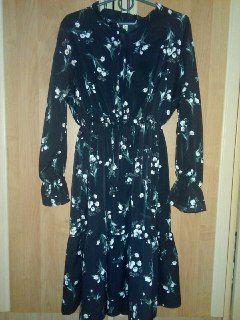 Платье -миди женское