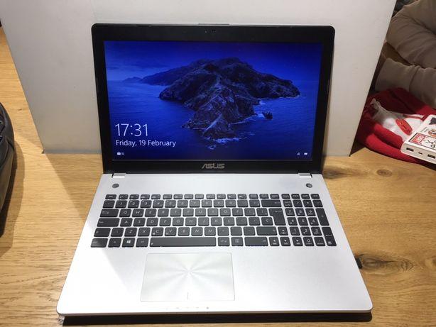 Игровой ноутбук ASUS N56V + SSD 256GB 15.6''