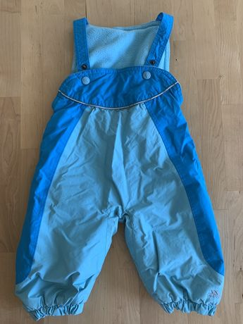 Narciarskie spodnie zimowe kombinezon Trespass
