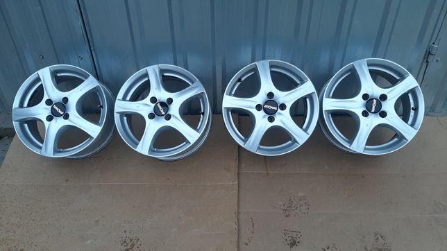 Felgi aluminiowe 15 4x100 Opel, Hyundai, Kia, Toyota