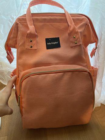 Сумка для мам рюкзак