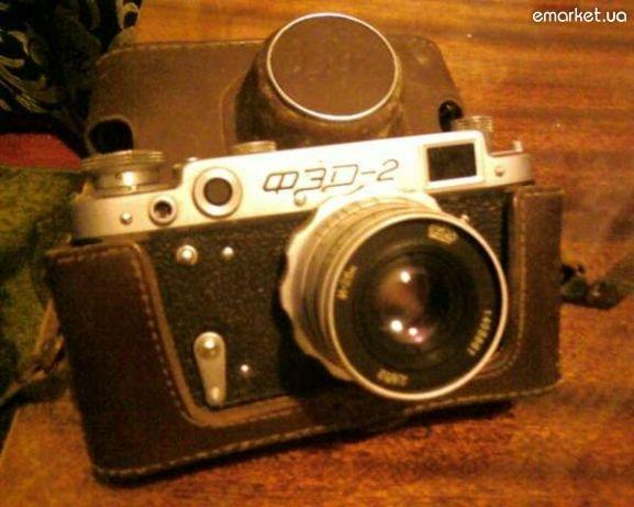 Старые фотоапараты