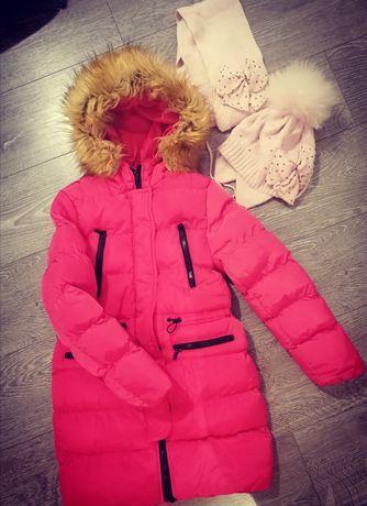 Пальто зимнее Glo-Story