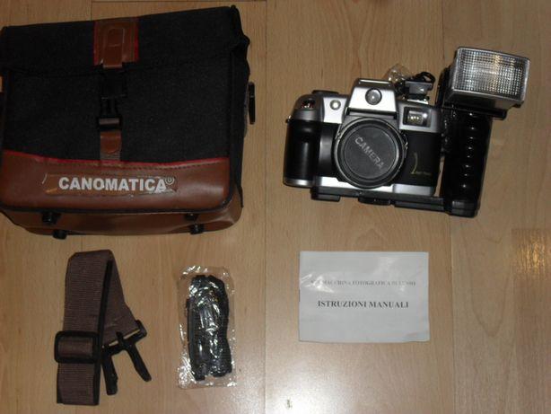 Mam do sprzedania kolekcjonerski aparat fotogrficzny Canomatica