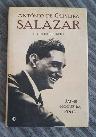 "Livro ""António de Oliveira Salazar O outro retrato"""