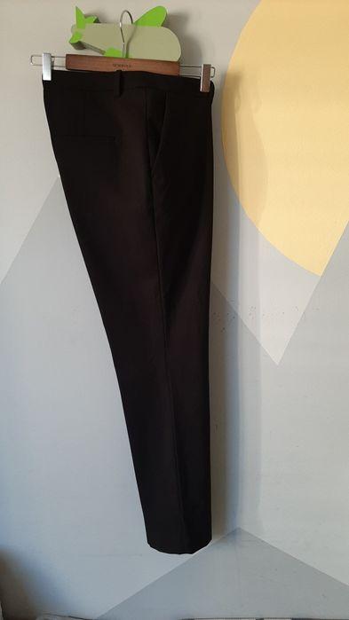 Cygaretki H&M spodnie eleganckie czarne Rumia - image 1