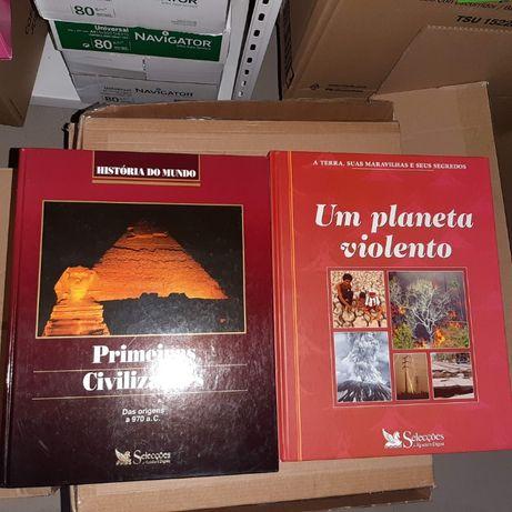 Vendo 2 livros NOVOS