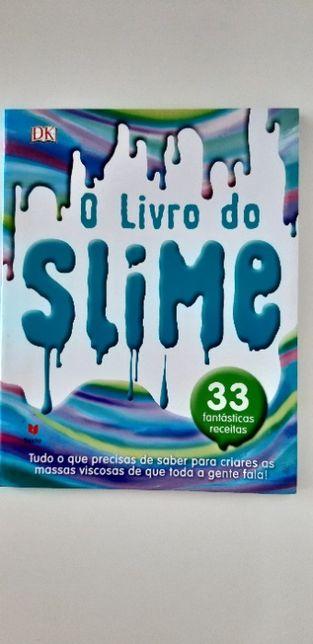 O livro do SLIME - 33 Fantásticas receitas