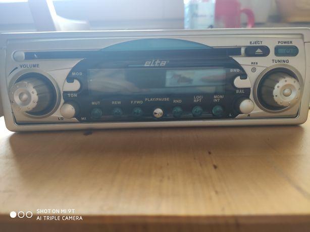 Sprzedam radio samochodowe elta