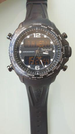 Relógio timberland multifunções em preto