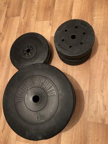 Obciążenie bitumiczne 100kg