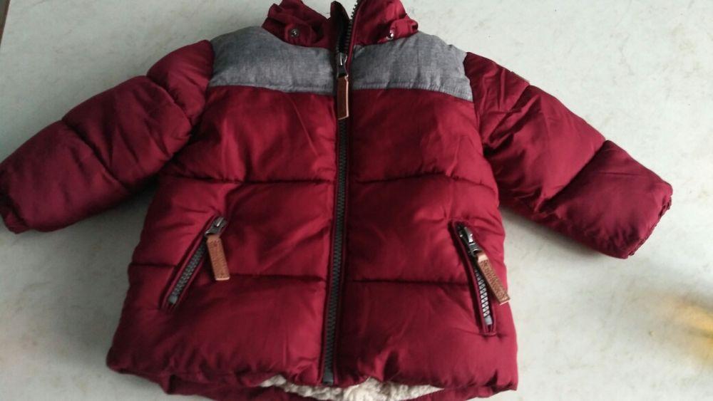 Зимова курточка на хлопчика Крыжополь - изображение 1