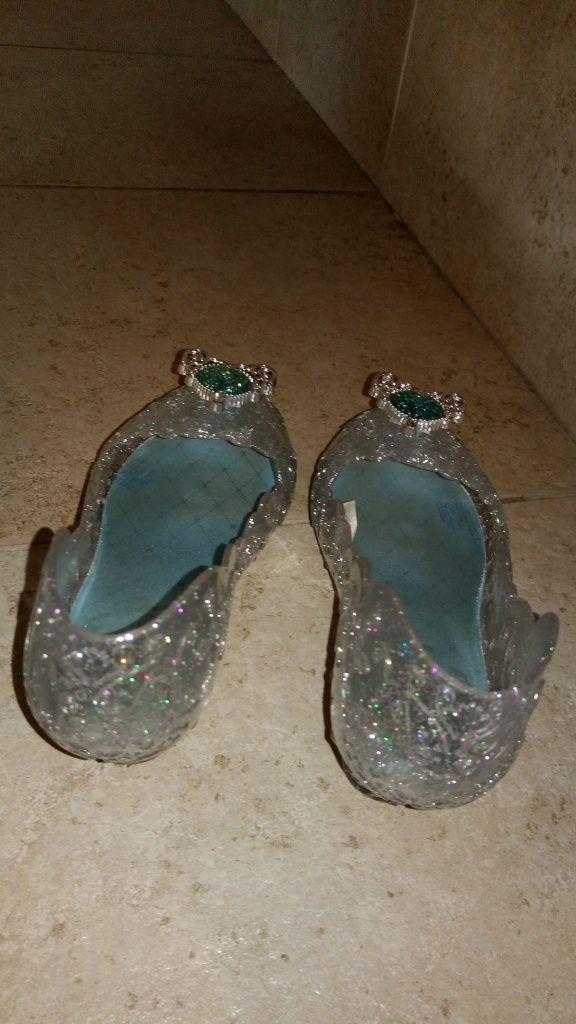 Sapatos frozen Disney