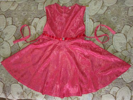 Нарядное платье М