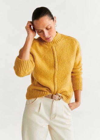 Тёплый свитер Mango. Размер S