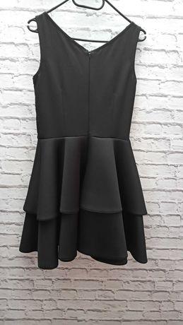 Sukienka czarna roz.M