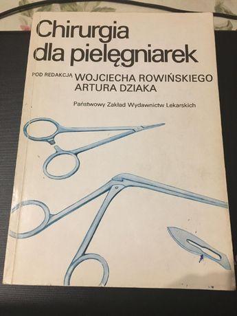 Chirurgia dla pielęgniarek