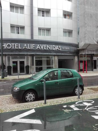 Fiat Punto 1.2 Gasolina