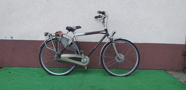 "Gazelle Xanta Męski Rower Holenderski 28"" Biegi"