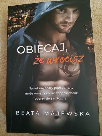 Beata Majewska Obiecaj że wrócisz