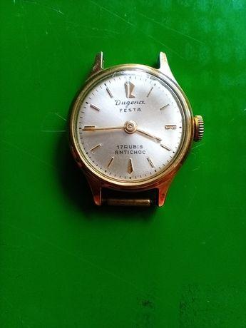 Dugena Festa zegarek lata 70te