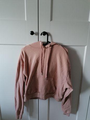 bluza dziewczęca z kapturem H&M - XS