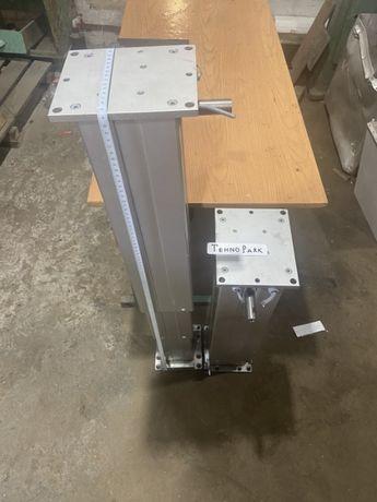 Телескопическая стойка с изменяемым размером