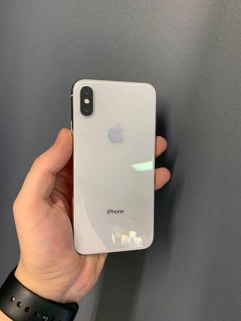 Айфон iPhone X 64GB Оригинал Silver Белый также 5S/6/6S/7/8/XR/Plus