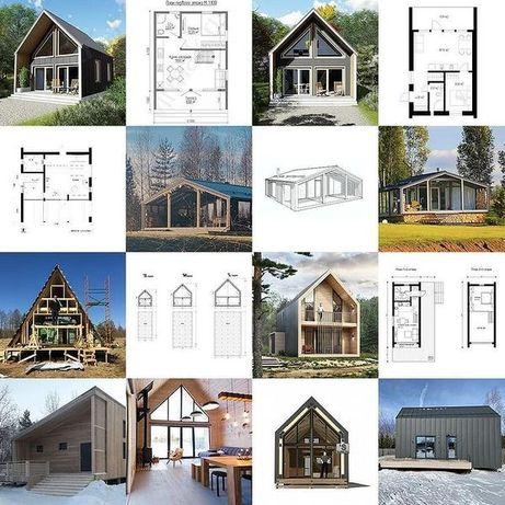 Строительство каркасных домов/ дач/ котеджей/ бань/ бытовки