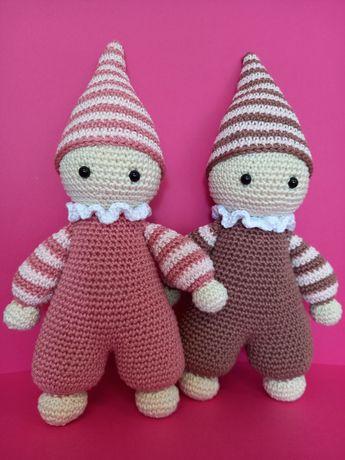 Palhacinho em crochet